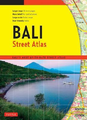 Bali Street Atlas by Periplus Editions (author)