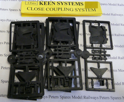 Keen Systems ES//SOUTHERN Southern Coach Corridor Connections /& End Plates