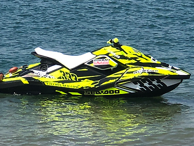 SeaDoo Spark 2up 110hp VTECH TUNE plus much more