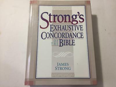 Strong S Exhaustive Concordance Pdf  Perfect Strongs