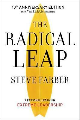The  Radical Leap by Steve Farber (author)