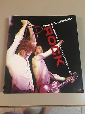 The Billboard Illustrated Encyclopedia of Rock : Expanded and Updated Edition by