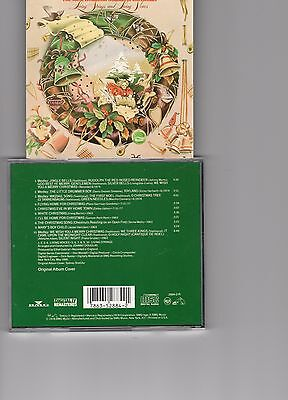 Living Strings And Living Voices -Most Beautiful Sounds Of Christmas (Cd)10 Tks