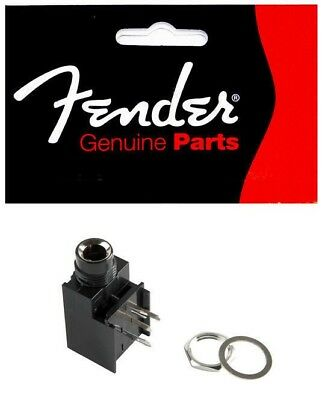 FENDER® MONO AMPLIFIER GUITAR AMP JACK SOCKET 4-PIN *NEW* 099-0912-000