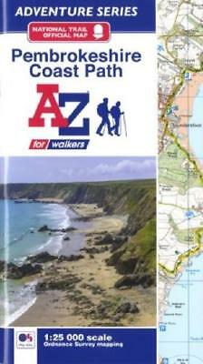 Pembrokeshire Coast Adventure Atlas by TRAVEL
