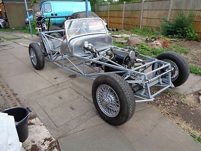 Caterham 7 Project, Coventry Climax Engine, Bilsteins, Spitfire, Spares Breaking