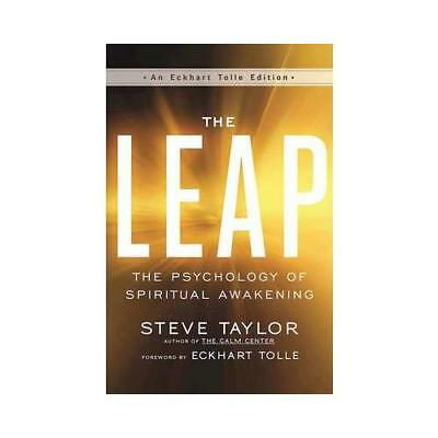 The Leap by Steve Taylor, Eckhart Tolle (foreword)