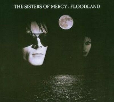 Sisters Of Mercy 'Floodland' Cd New!