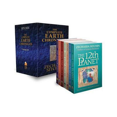 The Complete Earth Chronicles by Zecharia Sitchin (author)