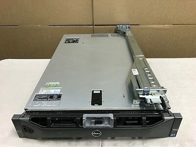 Dell PowerEdge R710 2x Intel Xeon 12C X5670 2.93Ghz 128GB 0KJYD8 2x 300GB Rails