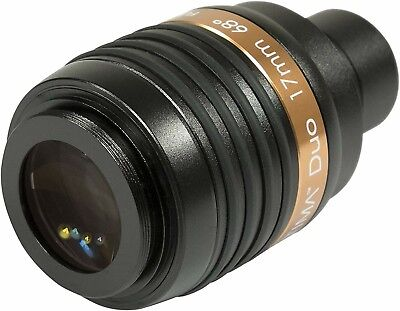 Celestron 93444 Ultima Duo Telescope Eyepiece 1.25/2-Inch 17mm NEW