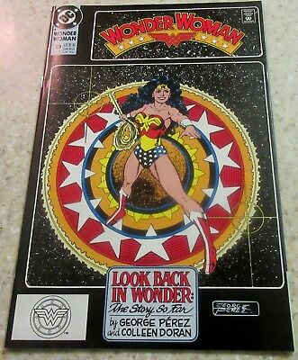 Wonder Woman 49, (NM- 9.2) 1990, 30% off Guide!