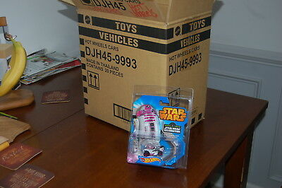 Hot Wheels R2-KT Star Wars Celebration Anaheim 2015 from Master Case R2-D2 R2D2