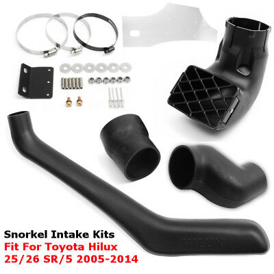 Snorkel Air Raise Intake Kits For Toyota Hilux 25/26 Sr/5 2005-2014 2006 2007