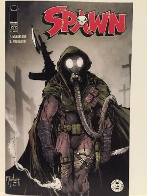 SPAWN #272 Unread Image Comic Book 2017 NM 1st Printing