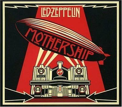 Led Zeppelin Mothership Very Best Remastered 2 CD DIGIPAK NEW