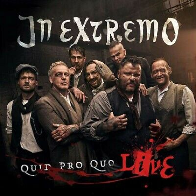 In Extremo - Quid Pro Quo Live (Limited-Edition) (Musik-CD)