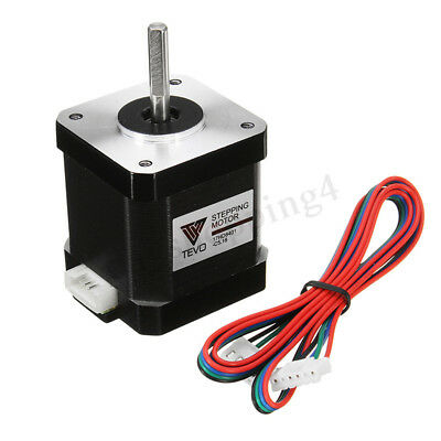 TEVO 78 Oz-in 48mm NEMA17 Stepper Motor 1.8A Step Angle for 3D Printer