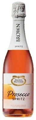 Brown Brothers Prosecco Spritz 750mL ea - Sparkling Wine - Origin Australia