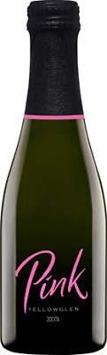 Yellowglen NV Pink Piccolo 200mL ea - Sparkling Wine - Origin Australia