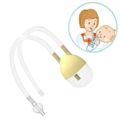 Suction Aspirator Infant Nose Cleaner Baby Newborn Nasal Vacuum Mucus
