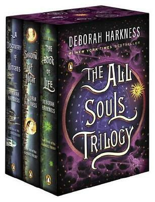 The All Souls Trilogy Boxed Set by Deborah Harkness (author)