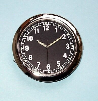 Mega-Quartz Retro Style Classic Car Dashboard Clock