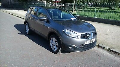 2012 '62' Nissan Qashqai Acenta Is 1.6 Dci, Full Service History, No Reserve!!