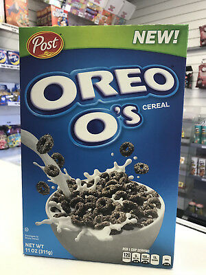 New Post Oreo O's Cereal 11 Oz  Uk Seller American Import