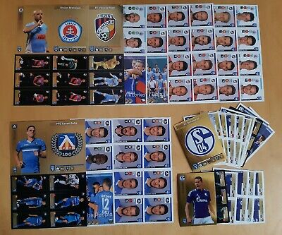 Panini 365 extra stickers complete update set Levski H1-H30Bulgarian edition