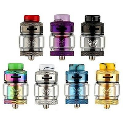 Dead Rabbit Rta Rdta Tank 1:1 Clone High Quality With Bubble Glass + Accessories