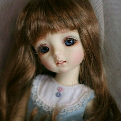 2014 Faceup By Viridian House Fashionable Bjd Sd Little Monica Sarubia Doll Head In Style;