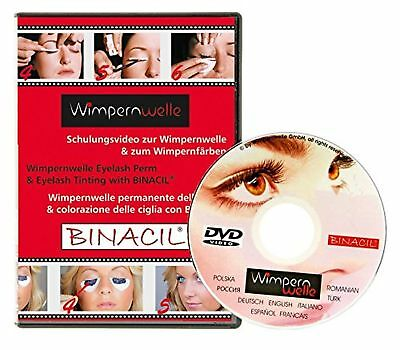 Wimpernwelle Schulungs-DVD