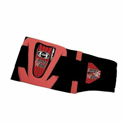 """HRP Sports 712-R Impact Wrap Red-Sm -26-30"""" - Double Pull Design"""