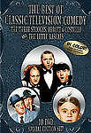 Best of Classic Television Comedy DVD 10-Disc Set NEW SEALED Stooges Rascals