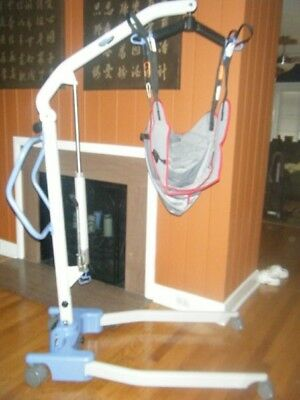HOYER ADVANCE PORTABLE Hydraulic Non-Powered Patient Lift