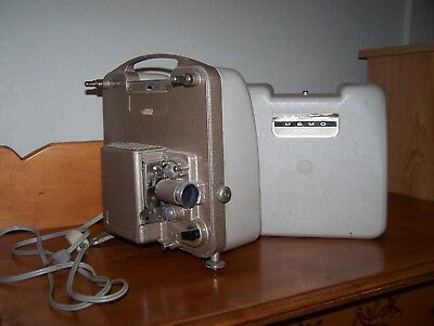 Vintage Ansco Memo 80 model 8mm portable movie projector - for parts