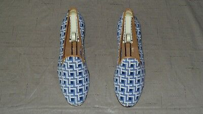 976b9477291d5 CUTE! WOMEN'S $450 Stubbs and Wootton Needlepoint