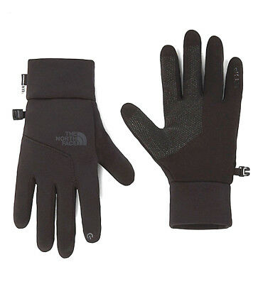 THE NORTH FACE etip glove tnf black GUANTI TOUCHSCREEN NEW S M L XL ... f7ff55a84e1e