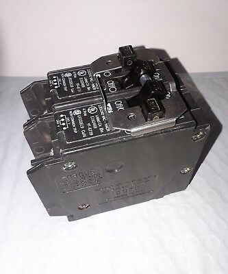 TBBQ220250 / BQC220250 / 2P 20/50A 120/240V  Quadplex Circuit Breaker  NEW