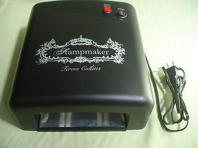 Teresa Collins Stampmaker UV Lamp ONLY -  US power supply