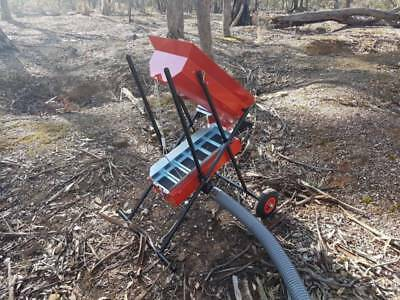 Gold Dry Blower - Drywasher Dryblower Dry Washer- Gold Prospecting - Aussie Made