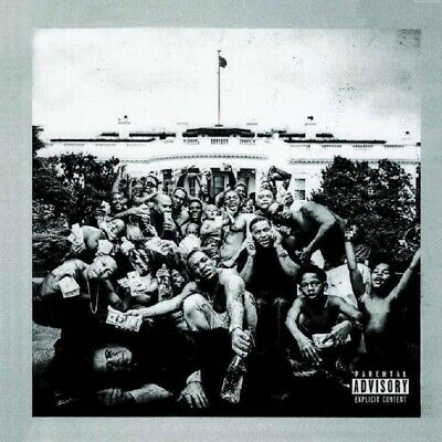 Kendrick Lamar - To Pimp A Butterfly (Explicit) (Musik-CD)