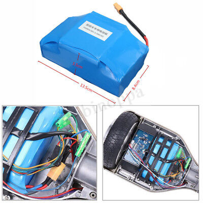 36V 4AH 18650 Replacement Battery For 2 Wheels Self-Balancing Scooter Board