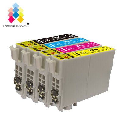 LOT Ink for Epson XP435 XP442 XP445 XP255 XP257 XP352  XP452 XP455 UPGRADEDCHIP