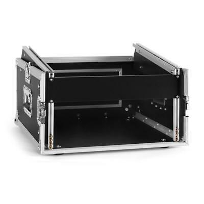 "Profi 10He Winkel 4He Rack Case 19"" Dj Pa  Studio Equipment Flightcase Koffer"
