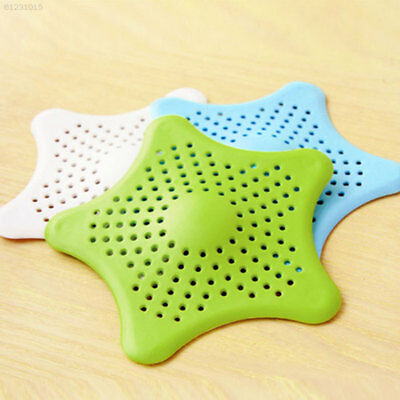 4F3B Stopper Accessories LH Sink Strainer Hair Basin Plug Hole Home Shower Waste