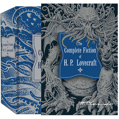 The Complete Fiction of H. P. Lovecraft Deluxe Editions Gift Set Hardback Pack