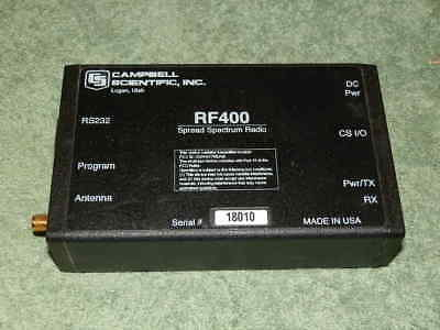Campbell Scientific RF400 Spread Spectrum Radio