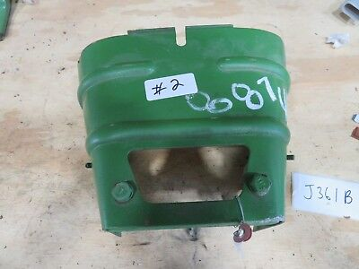 John Deere 520 630 720 Tractor Pto Shield With Casting F2519R Ar20482R Af2687R#2